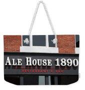 Ale House Weekender Tote Bag