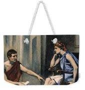 Alexander & Aristotle Weekender Tote Bag by Granger