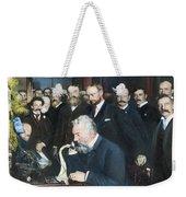 Alexander Graham Bell Weekender Tote Bag