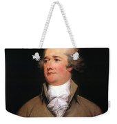 Alexander Hamilton Weekender Tote Bag by Granger