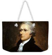Alexander Hamilton Weekender Tote Bag by War Is Hell Store