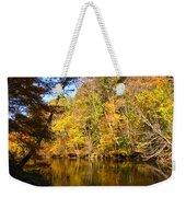 Alexandria Creek In The Fall Weekender Tote Bag