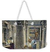 Alexandria: Library Weekender Tote Bag