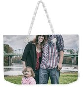 Alexbrooklynrian_analog Weekender Tote Bag