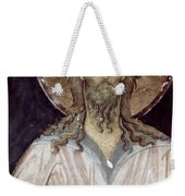 Alexis The Gods Man Weekender Tote Bag