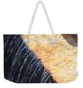Alfred Caldwell Lily Pool Waterfall Weekender Tote Bag