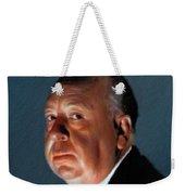 Alfred Hitchcock Weekender Tote Bag