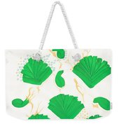 Algae Blooms Weekender Tote Bag