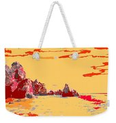 Algarve Sunrise Weekender Tote Bag