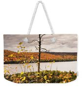 Algonquin Autumn Weekender Tote Bag