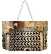 Alhambra Palace Baths Weekender Tote Bag