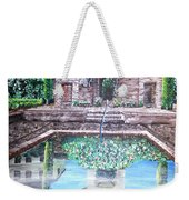 Alhambra Spain Reflections Weekender Tote Bag