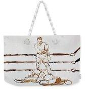 Ali Knockout Weekender Tote Bag