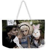 Alice And Friends 2 Weekender Tote Bag