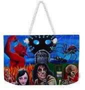 Alice Cooper Nightmare Weekender Tote Bag