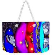 Alien Art Forms Weekender Tote Bag