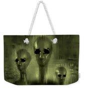 Alien Brothers Weekender Tote Bag
