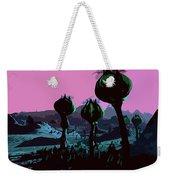 Alien Eden Weekender Tote Bag