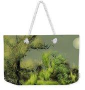 Alien Garden 2 Weekender Tote Bag