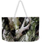 Alien In The Tree Weekender Tote Bag