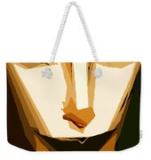 Alien Or Not  Weekender Tote Bag