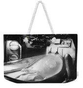 Alien Photograph Weekender Tote Bag