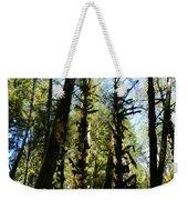 Alien Trees Weekender Tote Bag