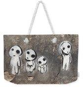 Aliens Weekender Tote Bag