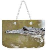 Alligator Stealth Weekender Tote Bag