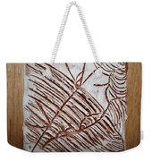 Aligned - Tile Weekender Tote Bag