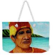 Alihi Hawaiian Name For Chief #295 Weekender Tote Bag