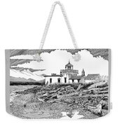 Alki Point Lighthouse Seattle Weekender Tote Bag