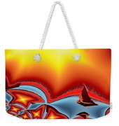 Alki Sail Under The Sun 2 Weekender Tote Bag