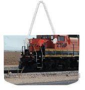 All Aboard 2390 Weekender Tote Bag