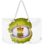 All About Autumn Weekender Tote Bag
