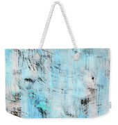 All About Blue Weekender Tote Bag