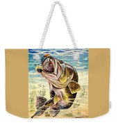 All About The Bass Weekender Tote Bag