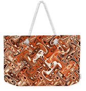 All Art Abstract #3  Weekender Tote Bag