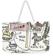 All Aspects Of China  Weekender Tote Bag