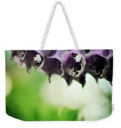 All Becomes Festival Weekender Tote Bag by Rebecca Sherman