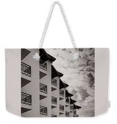 All Decked Out Weekender Tote Bag