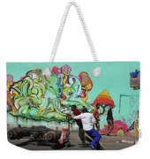 All Downhill From Here Weekender Tote Bag