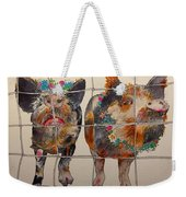 All Dressed Up And Nowhere To Go Weekender Tote Bag