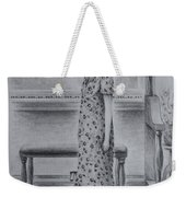 All Dressed Up Weekender Tote Bag