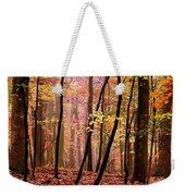 All Fall Weekender Tote Bag