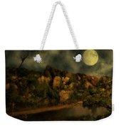 All Hallows Moon Weekender Tote Bag
