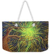 All Is Woven By The Light Weekender Tote Bag