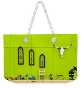 All Limed Up Weekender Tote Bag