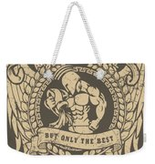 All Men Are Created Equal, But Only The Best Are Born In February Weekender Tote Bag