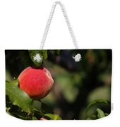 All Natural Peach Weekender Tote Bag